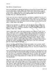 «Gobelin Europa» | Analyse | Stein Mehren