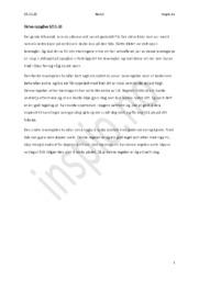 Dei Gamla Håvamål | Historie skrive oppgåve