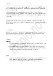 Islendingesagaer | Innlevering