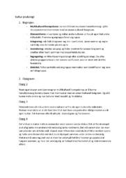 Kultur psykologi | Oppgave