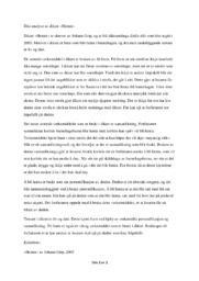 Dikt analyse av diktet Hentet