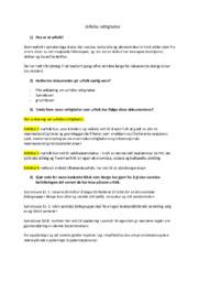 Urfolks rettigheter | Notater
