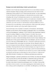 Kampen mot sosial utenforskap | årsaker & konsekvenser