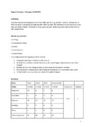 Rapport biologtur | Kuhaugen