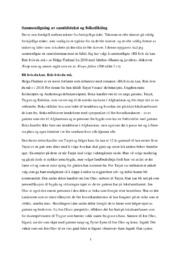 Sammenligning av samtidstekst og folkedikting | 5 i karakter
