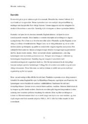 Enevelde | Historie- innlevering