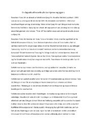 Novellen | Tone 16 | Analyse