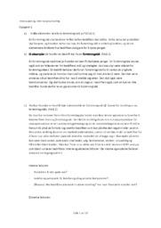 Innovasjon og internasjonalisering | Oppgave