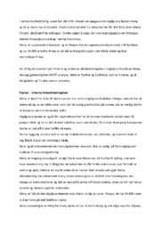 Markedsføring casen | Meny | 5 i karakter