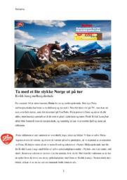 Freia | Analyse | Reklame