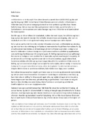 Vildanden | Analyse | 5 i karakter