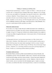 Tolking av munnleg og skriftleg tekst  | Norsk oppgave
