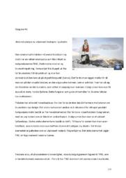 Retorisk analyse av Gammel tradisjon i ny drakt | 6 i karakter