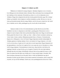 Oppgave 4 i religion og etikk | 5 i karakter