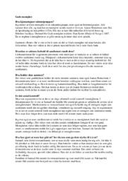 Guds menighet | Psykologi | 5 i karakter