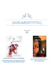 Sorg i bøkene, Ildens gåte av Henning Mankell