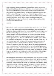 Drømmeren løytnant Thomas Glahn | 6 i karakter