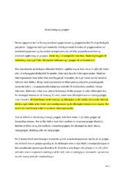 Sosialiseringsprosessen og gruppedannelse | Psykologi