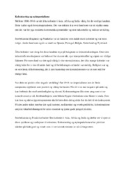 Kolonisering og nyimperialisme | 5 i karakter
