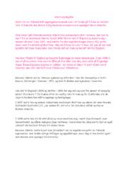 Giovanni Caboto | Oppgave | 5 i karakter