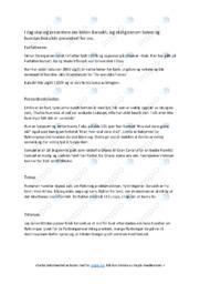 'Barsakh' | Analyse | 6 i karakter