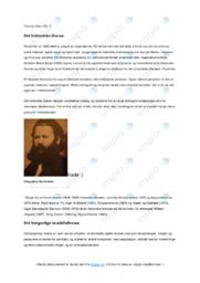 Dramatikken | Notater | 5 i karakter