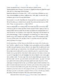 'Faderen' | Novelle analyse | 5 i karakter