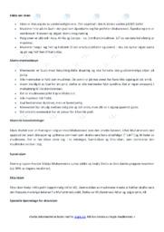 Fakta om islam | Notater | 5 i karakter