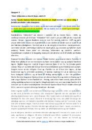 'Vildanden' | Analyse | 6 i karakter