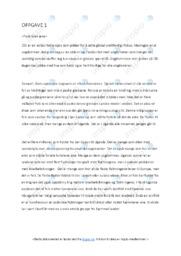 Push Grensene | Oppgave | 5 i karakter