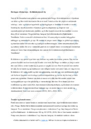 Kvikkleireskred | Forskningsoppgave Geografi | 6 i karakter
