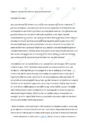 Hvordan kan litteratur være samfunnskritisk | Oppgave
