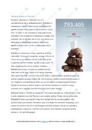 Tinemelk | Reklame analyse | 5 i karakter