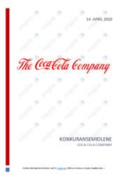 Coca Cola | Konkuransemidlene | 5 i karakter