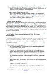 Klima | Oppgave | 6 i karakter