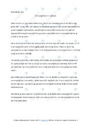 'Gutta' | Analyse | 5 i karakter
