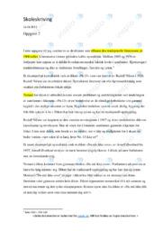 'Nr.13' | Analyse | 6 i karakter
