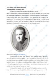 'Ungkarssalme'   Analyse   6 i karakter