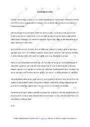 'Eventyrlige turutstyr'   Analyse   5 i karakter