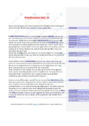'Herr Karlsen' | Novelleanalyse | 5 i karakter