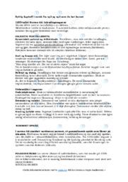 Norsk | Fagstoff | 6 i karakter
