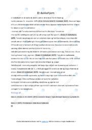 Et dukkehjem | Analyse | 6 i karakter