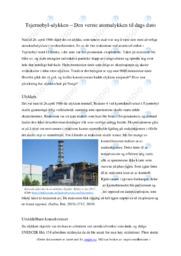 Tsjernobyl ulykken | Oppgave | 5 i karakter