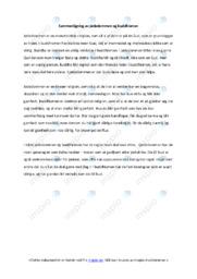 Sammenligning av jødedommen og buddhismen | 5 i karakter