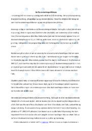 De fire erstatningsvilkårene   Innlevering   Rettslære